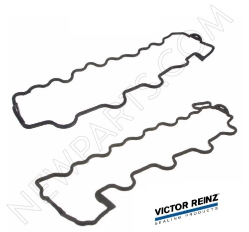 For Mercedes R129 W211 W220 W230 REINZ Set of Left & Right Valve Cover Gasket
