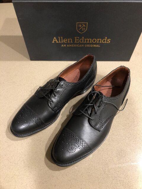 Box Allen Edmonds 6th Avenue BLACK MENS