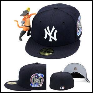 f355fe665ed New Era New York Yankees Fitted Hat Cap SUBWAY World Series ...