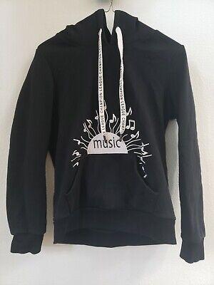 Cool Casual Hooded Sweatshirt Wellcoda Notes Spiral Art Music Mens Hoodie