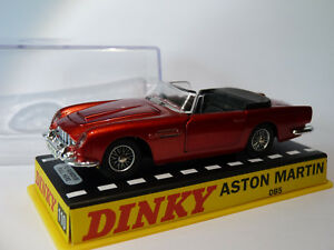Aston-Martin-DB5-cabriolet-ref-110-au-1-43-de-dinky-toys-atlas