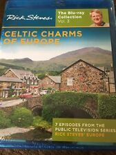 RICK STEVES' Celtic Charms Of Europe (Blu-Ray Disc, 2010) FAST SHIPPING