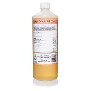 Details about 1L Shell Omala S2 GX 68 (Omala 33/37) ISO VG 68 EP Gear Oil