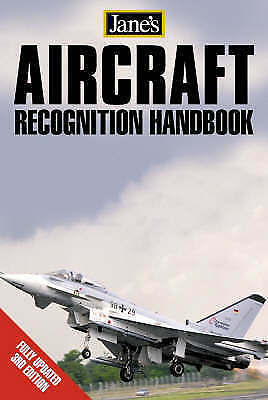 """""""AS NEW"""" Aircraft Recognition Handbook (Jane's) (Jane's Recognition Guides), End"""