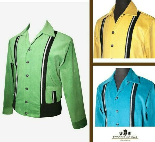 1950s Men's Clothing   Swankys Vintage 1950s  Sport Gaucho Small-2X $127.00 AT vintagedancer.com