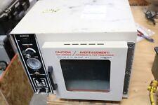 Lab Line 3608 Laboratory Vacuum Oven 07 Cuft 220c 115v Working