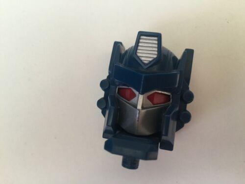 Transformers G1 Parts 1988 OPTIMUS PRIME used head face powermaster