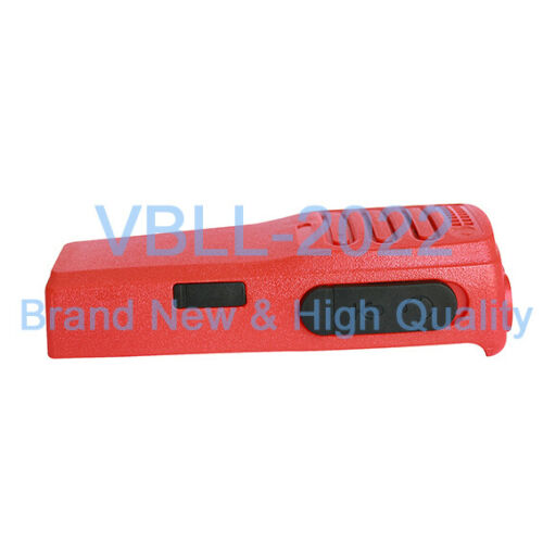 PMLN7210 Red Replacement Front Housing Case For MOTOROLA CP200d CP200D Radio