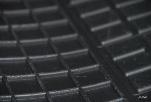 Gummifußmatten für Toyota Rav 4 IV ab Bj 2013 Automatten Gummimatten schwarz