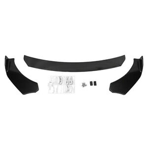 For-BMW-F10-F30-F32-F36-F80-F82-M3-M4-Front-Bumper-Lower-Lip-Body-Kit-Spoiler