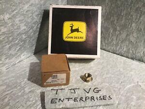 John Deere Original Equipment Flange Nut #14M7291