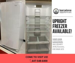 Upright Freezer- Lowest price City of Toronto Toronto (GTA) Preview