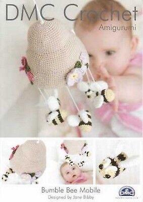 Bob Bumblebee Humble Bee Crochet Pattern PDF Read Description