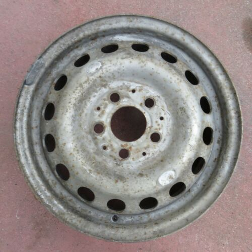 Cerchio in ferro 15X5;5J 5X112 ET60 Mercedes Vito W638 1996-2003 27296 86-4-C-1