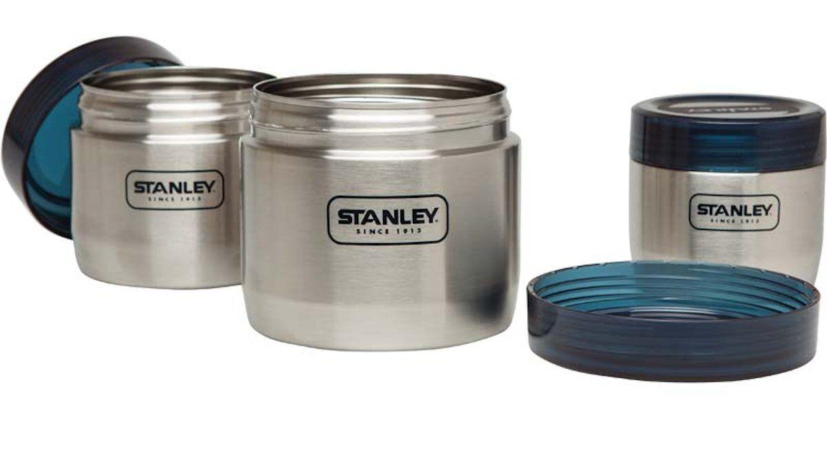 Stanley 3er Behälter-Set Aufbewahrungsdosen Canister-Set Dosen Camping Camping Camping (664700) 29328a