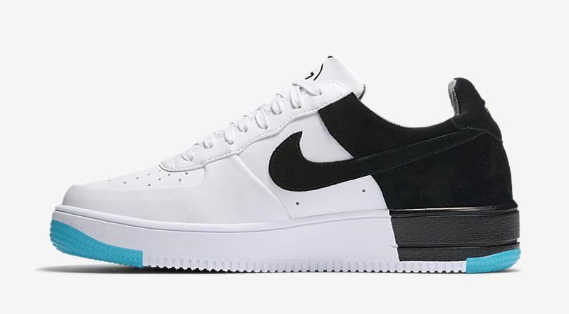 Nike air force 1 ultraforce bianco / molto rare le scarpe!