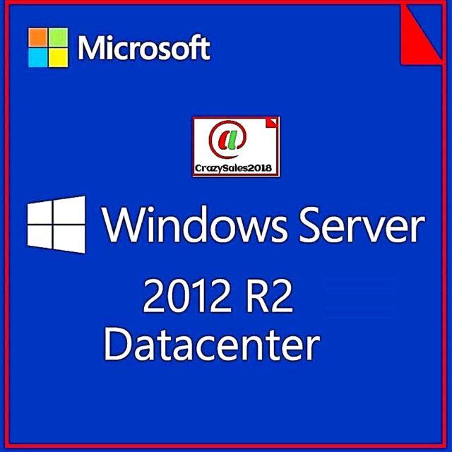 Order Windows Server 2012 R2 Datacenter Online