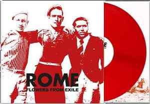 ROME-Flowers-From-Exile-lim-RED-LP-RARE-Death-in-June-Ordo-Rosarius-Equilibrio