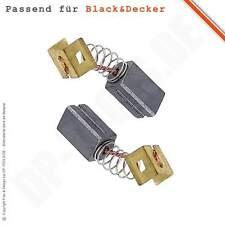 Kohlebürsten für BLACK&DECKER CD115, CD110, CD105, FG005, AST15, AST6, CD105