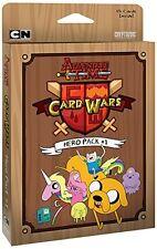 Adventure Time Card Wars Hero Pack #1