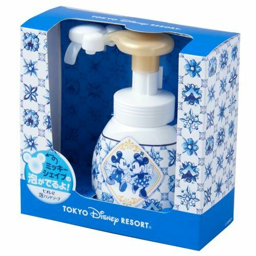 Tokyo Disney Resort Limited Mickey /& Minnie Shape Hand Soap