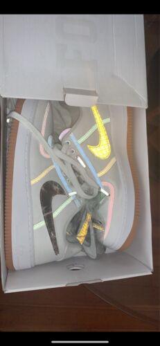 Travis Scott Nike Air Force 1 White - Size 9.5 - U