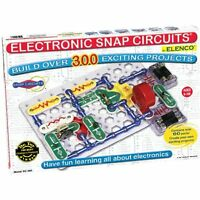 Snap Circuits Physics Sc-300 Electronics Discovery Kit