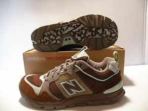 NEW BALANCE 016  IDENTITY SNEAKERS WOMEN SHOES BROWN/GREEN W016BTC SIZE 9.5 NEW
