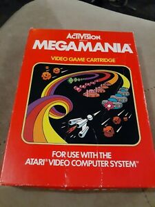 Megamania-by-Activision-for-Atari-2600-CIB-FREE-SHIPPING