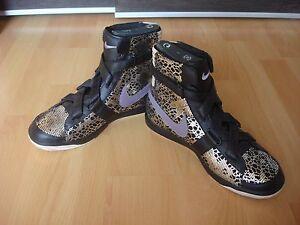 NIKE-Blazer-Duende-Dance-Damen-Sneaker-Limited-Edition-Gr-38-Schwarz-Gold