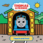 Thomas and Friends Touch and Feel Book by Egmont UK Ltd (Hardback, 2009)