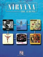 Nirvana The Albums Sheet Music Piano Vocal Guitar Songbook 000306336