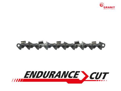 "Granit Endurance Coupe Tronçonneuse Chaîne fits Bosch AKE 35-17s 14 /"" 52dl 3//8/"".050 /"""