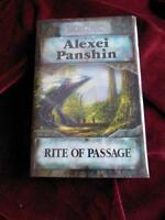 Alexi Panshin - Rite Of Passage - 1st Thus Sfbc 50th Annv