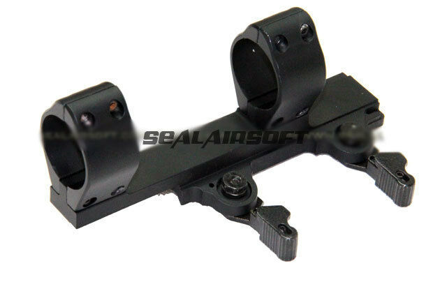 CYMA Tactical Style 30mm QD Dual Scope Mount