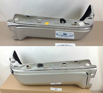 2009 - 2014 Ford F-150 Rear Chrome Bumper w/o sensor holes new OEM 9L3Z-17906-A