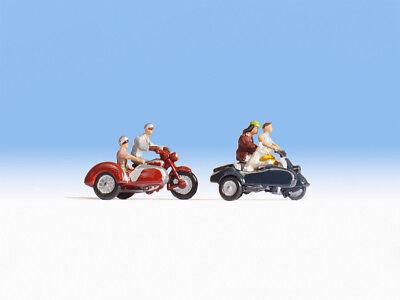 Noch 36905 - Figure N 1:160 - Motociclisti - Nuovo In Scatola Originale