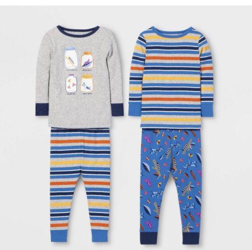Cat /& Jack Toddler Boys/' 4PC Bug Pajama Set