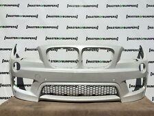 BMW X1 E84 M Sport Paraurti Anteriore In Bianco [B334]