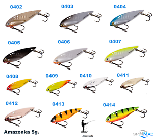SPINMAD BLADE BAIT  Cicade  Amazonka 5 g