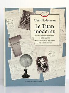 Le-Titan-moderne-pour-Sens-dessus-dessous-Albert-BADOUREAU-Actes-Sud-2005