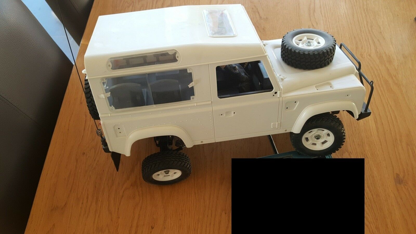Huge parts lot Tamiya CC01 Land Rover crawler project