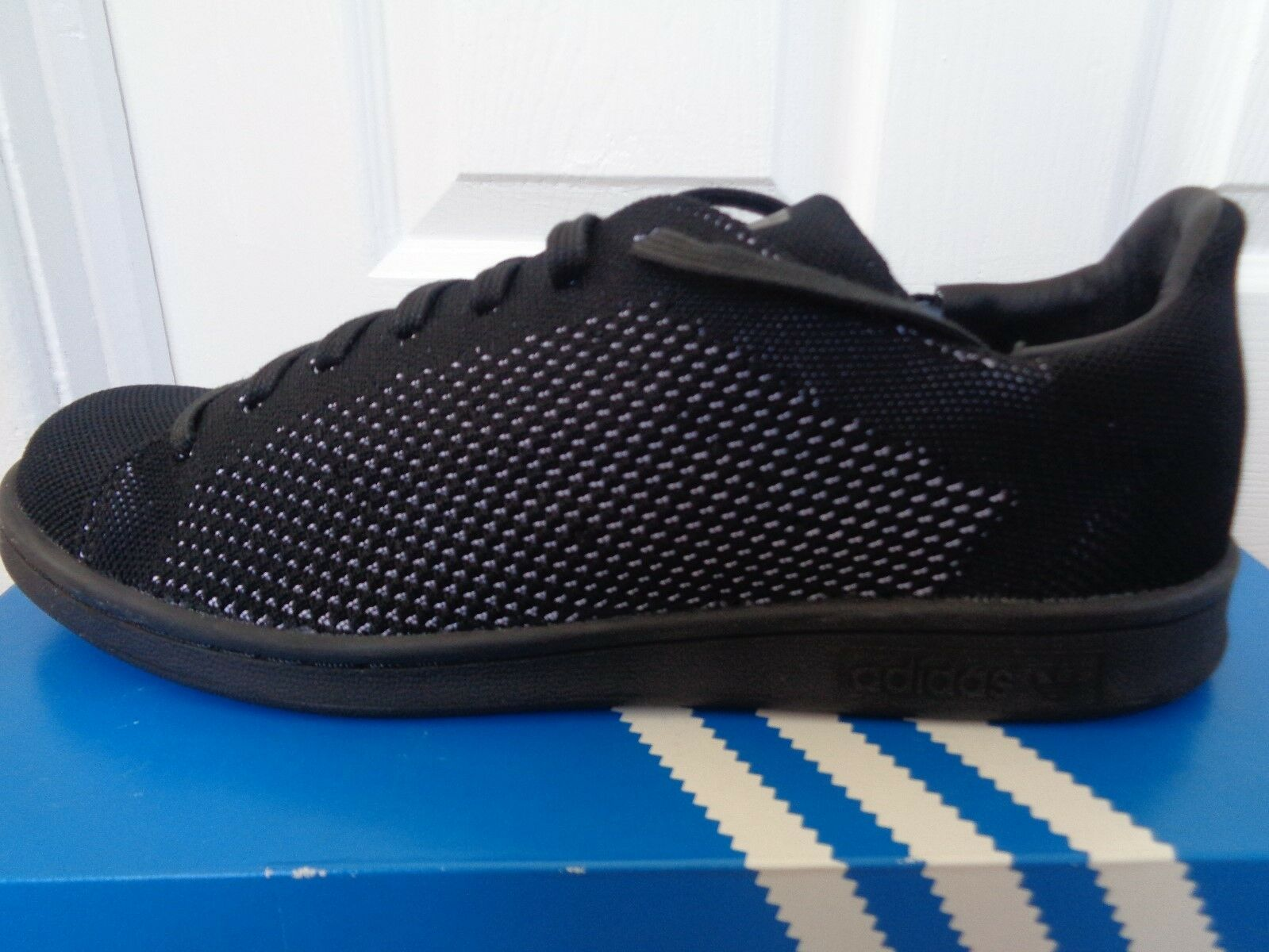 Adidas Chaussures Stan Smith Baskets Homme Baskets Chaussures Adidas S80065 US Neuf  Bote bd172d