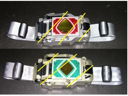 Extender for Kamen Rider DX Blade Spade Garren Diamond Henshin Belt Buckle