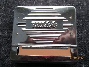 Vintage-Rizla-Rolling-Machine-Tin-Box-Made-in-France