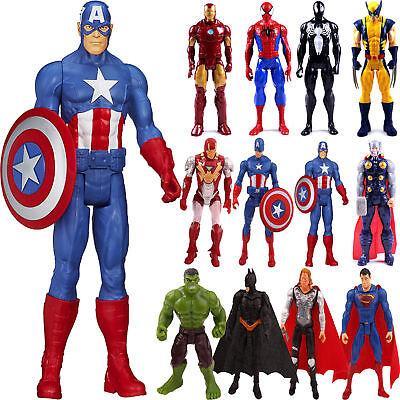 Avengers Figuren Spielzeug Marvel Superheld charcters 6 Stk