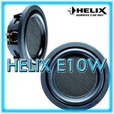 Helix E10W Esprit 25cm Subwoofer 250mm Flachwoofer *NEU*