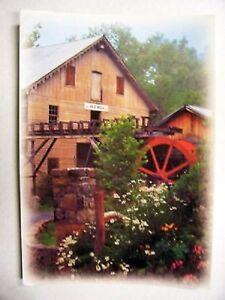 The-Old-Grist-Mill-Postcard
