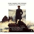 Carl Maria von Weber - : Symphonies Nos. 1 & 2; Concertstück (2015)