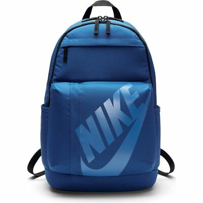 Nike Sportswear Elemental Backpack, BA5381 431 Royal Blue 1526 CU IN | eBay